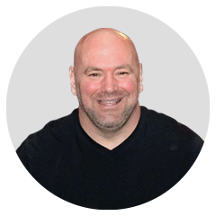 Dana White Headshot Photo