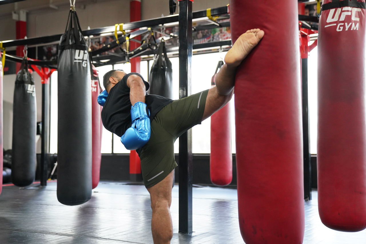 Kickboxing Conditioning Featured Image
