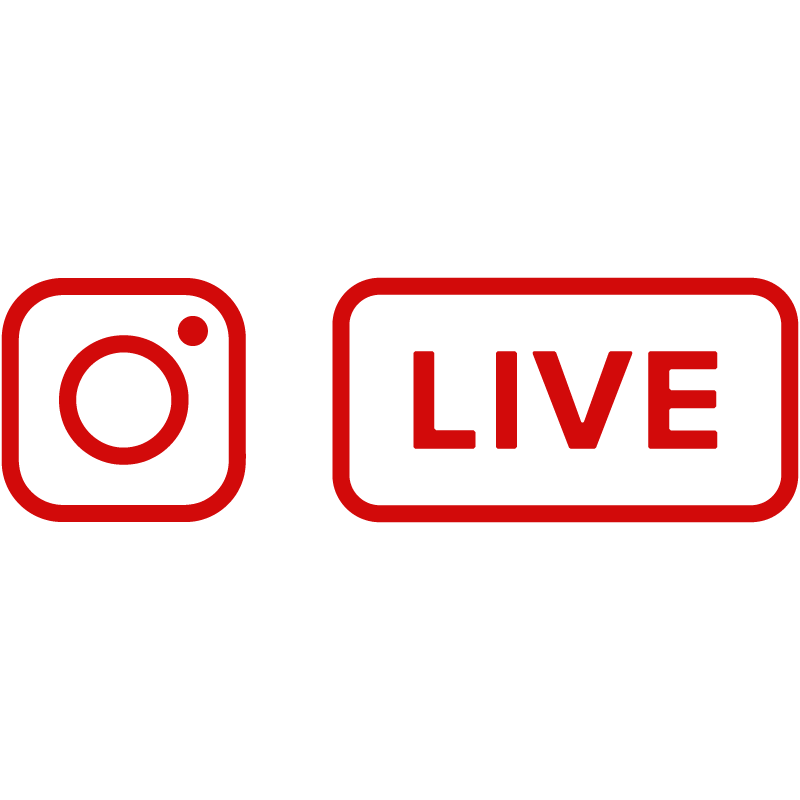 Instagram Live Icon