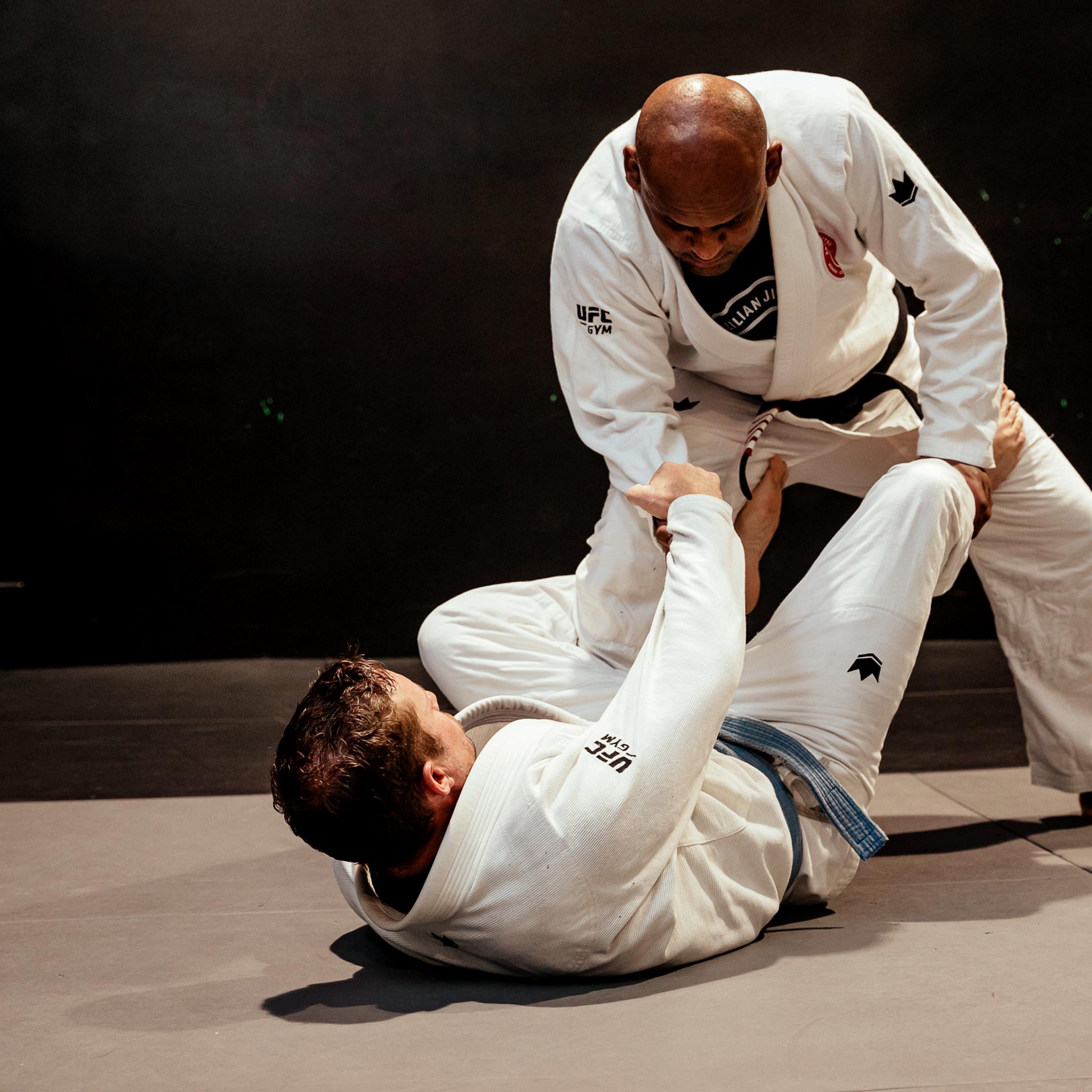 Brazilian Jiu-Jitsu Featured Image
