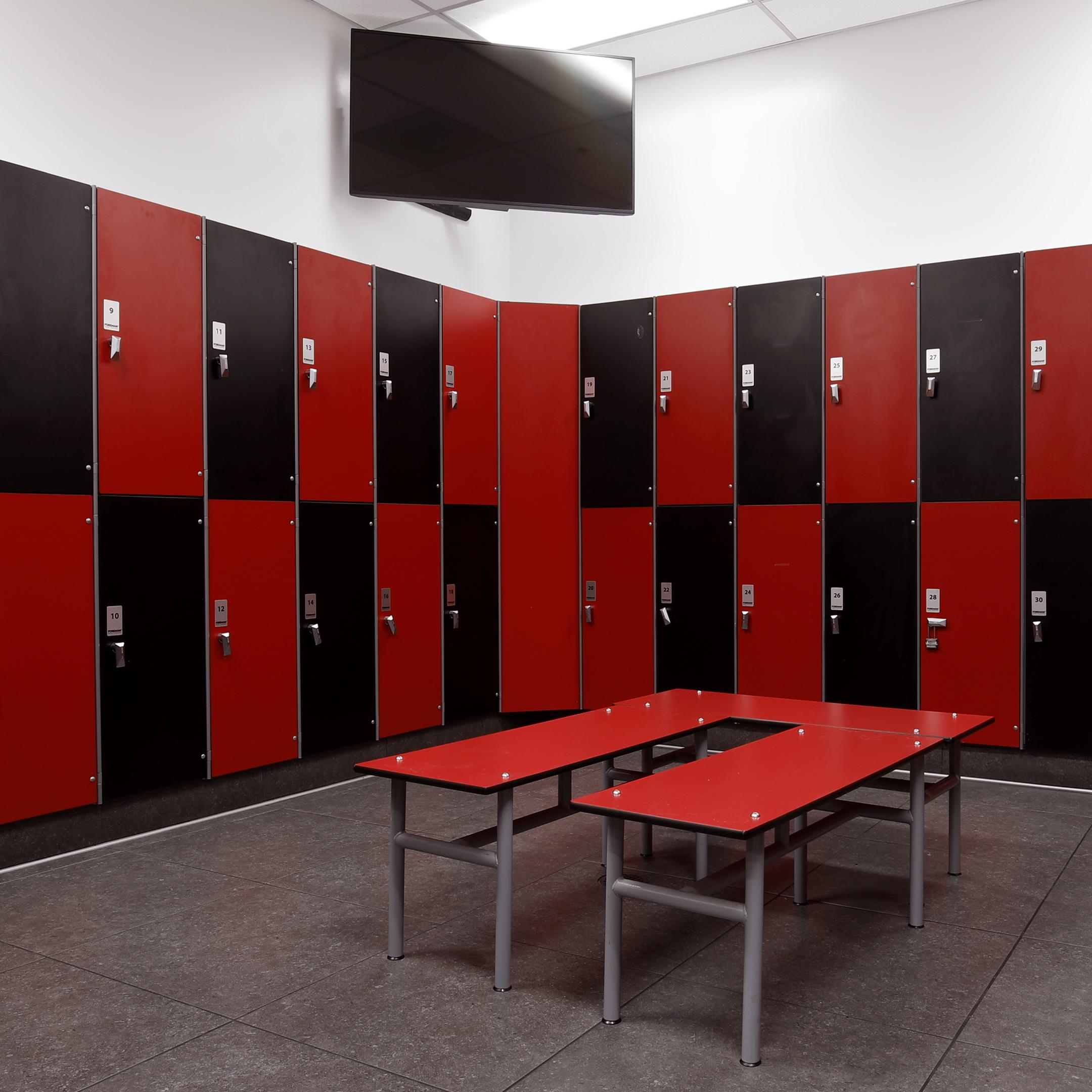 Locker Rooms Featured Image