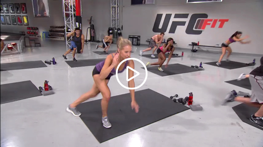 Cardio Cross Train Workout