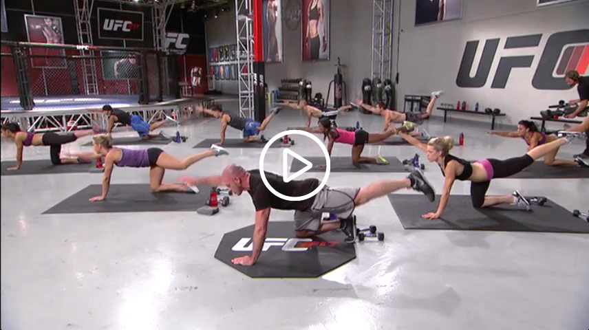 Grapple Strength Workout