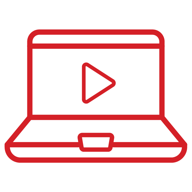 VIDEO ON DEMAND Icon